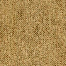 Ochre Herringbone Drapery and Upholstery Fabric by Kravet