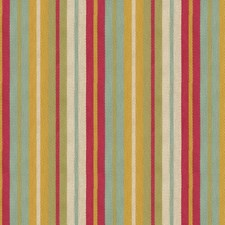 Burgundy/Red/Blue Stripes Drapery and Upholstery Fabric by Kravet