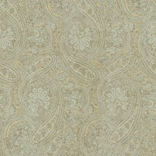 Jadestone Paisley Drapery and Upholstery Fabric by Kravet