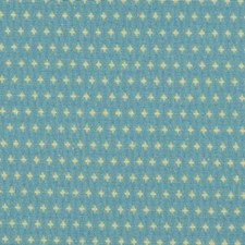 Blue/yellow Drapery and Upholstery Fabric by Duralee