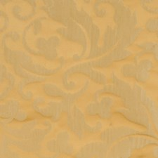 Goldenrod Damask Drapery and Upholstery Fabric by Fabricut