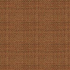 Orange/Yellow Tweed Drapery and Upholstery Fabric by Kravet