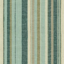Seaglass Stripes Drapery and Upholstery Fabric by Kravet