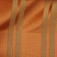 Burnt Orange Drapery and Upholstery Fabric by Duralee