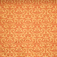 Fired Earth Damask Drapery and Upholstery Fabric by Fabricut