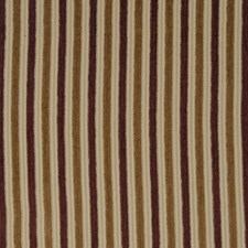 Berry Gold Stripes Drapery and Upholstery Fabric by Fabricut