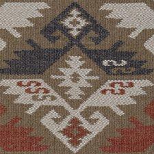 Indigo Ikat Drapery and Upholstery Fabric by Kravet