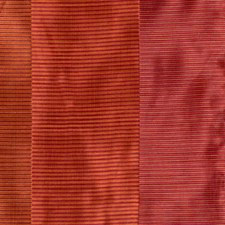 Red Stripes Drapery and Upholstery Fabric by Fabricut