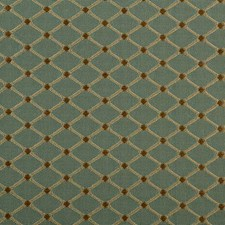 Seafoam Diamond Drapery and Upholstery Fabric by Duralee