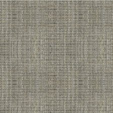 Black/White Solid Drapery and Upholstery Fabric by Kravet