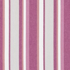 Berry Stripe Drapery and Upholstery Fabric by Duralee