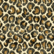 Anthracite Animal Skins Drapery and Upholstery Fabric by Kravet