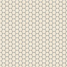 Mist Geometric Drapery and Upholstery Fabric by Kravet