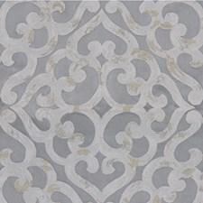 Slate Lattice Drapery and Upholstery Fabric by Kravet