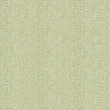 Beige/Mint Herringbone Drapery and Upholstery Fabric by Kravet
