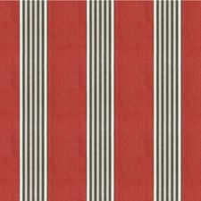 Poppy Stripes Drapery and Upholstery Fabric by Kravet