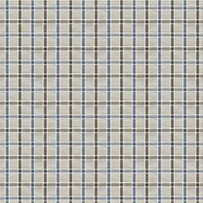 Bay Check Drapery and Upholstery Fabric by Kravet