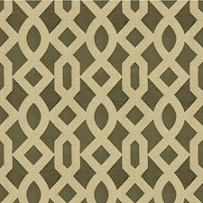 Gunmetal Geometric Drapery and Upholstery Fabric by Kravet