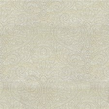 Putty Paisley Drapery and Upholstery Fabric by Kravet