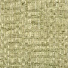 Celery/Neutral/Beige Herringbone Drapery and Upholstery Fabric by Kravet