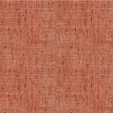 Coral/Beige/Pink Herringbone Drapery and Upholstery Fabric by Kravet
