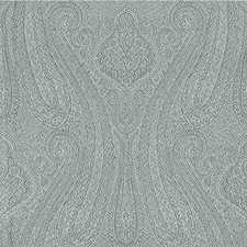 Spa Paisley Drapery and Upholstery Fabric by Kravet