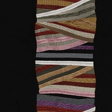 Multi Stripes Drapery and Upholstery Fabric by Kravet