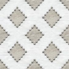 Linen Diamond Drapery and Upholstery Fabric by Kravet