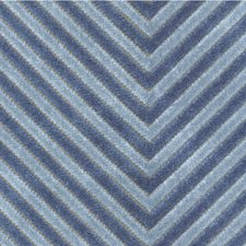Indigo Geometric Drapery and Upholstery Fabric by Kravet