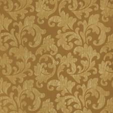Amber Scrollwork Drapery and Upholstery Fabric by Fabricut