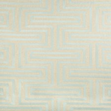 Light Blue/Beige Contemporary Drapery and Upholstery Fabric by Kravet