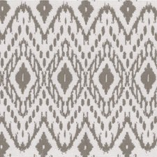 Chrome Ethnic Drapery and Upholstery Fabric by Kravet