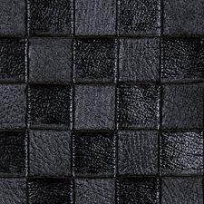 Ebony Check Drapery and Upholstery Fabric by Fabricut