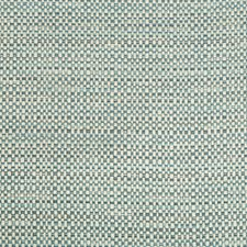 White/Blue/Grey Metallic Drapery and Upholstery Fabric by Kravet