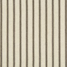 Charcoal/Beige Herringbone Drapery and Upholstery Fabric by Kravet