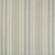 Grey/Beige/Light Grey Stripes Drapery and Upholstery Fabric by Kravet
