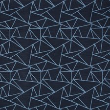 Dark Blue/Blue Contemporary Drapery and Upholstery Fabric by Kravet