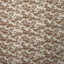 Mint Mocha Print Pattern Drapery and Upholstery Fabric by Fabricut