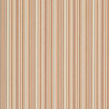 Cantaloupe Stripes Drapery and Upholstery Fabric by Kravet