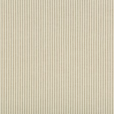 Beige/Taupe Stripes Drapery and Upholstery Fabric by Kravet