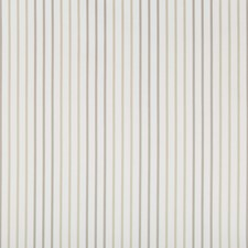 White/Grey/Beige Stripes Drapery and Upholstery Fabric by Kravet