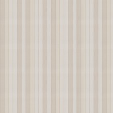 Ecru Stripes Drapery and Upholstery Fabric by Fabricut