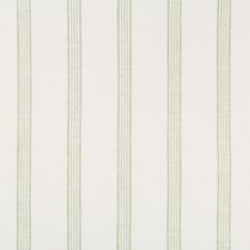White/Green/Mint Stripes Drapery and Upholstery Fabric by Kravet