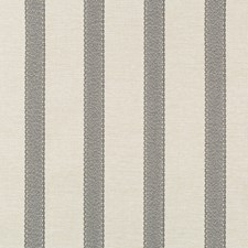 Graphite Stripes Drapery and Upholstery Fabric by Kravet