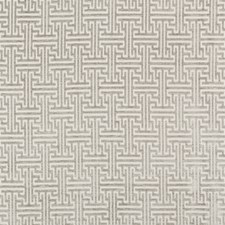 Platinum Geometric Drapery and Upholstery Fabric by Kravet