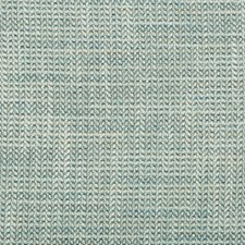 Turquoise/White Solids Drapery and Upholstery Fabric by Kravet