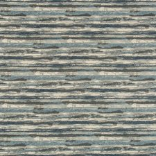 Blue/Beige/Indigo Contemporary Drapery and Upholstery Fabric by Kravet