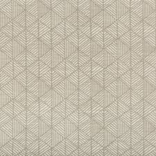 Beige/White/Neutral Small Scales Drapery and Upholstery Fabric by Kravet