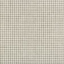 Ivory/Grey Check Drapery and Upholstery Fabric by Kravet