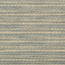 Light Grey/Blue/Grey Stripes Drapery and Upholstery Fabric by Kravet